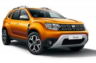 Dacia Duster Diesel Manual